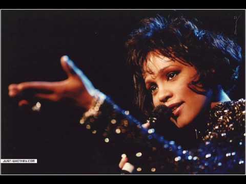 Whitney Houston - I'm Your Baby Tonight Live In Denmark,Kolding 1993