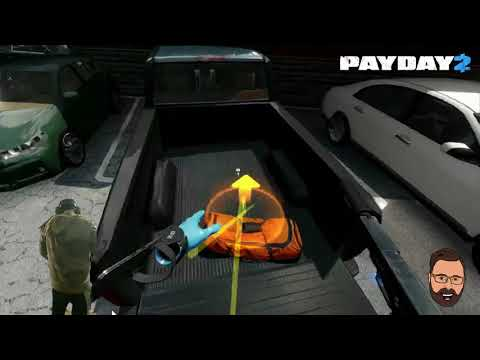 PayDay 2 VR Stealth Bank Robbery with HP Windows Mixed Reality Headset & OBS