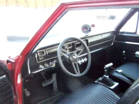 1967 Dodge Coronet 440 two door Post car,Stroked to a 505 635 H.P. 575 ft. trqu.