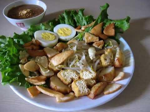 รายการอาหารจานเด็ดประเทศอาเซียน อาหารอินโดนิเซีย