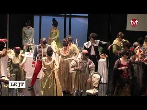 """Tours : Découverte de l'opérette """"Le Pays du Sourire"""""""