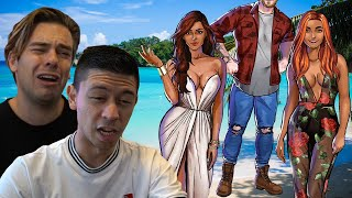 LOVE ISLAND EP 11 - A NEW CHALLENGER