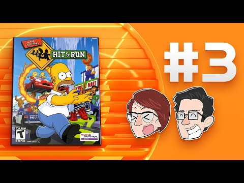Springfield: Die Rückkehr! - The Simpsons: Hit & Run #3 - Hooked Live