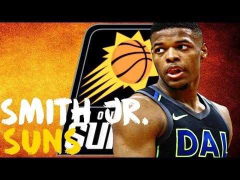 DENNIS SMITH JR. SUNS REBUILD!! WORST TO FIRST!! NBA 2K19