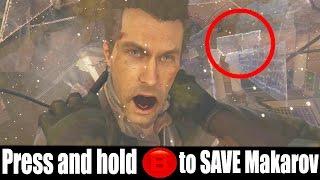 WHAT HAPPENS IF YOU DON'T KILL MAKAROV... (OMFG!) thumbnail