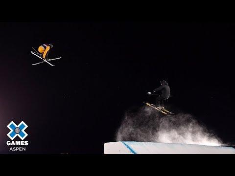James Woods wins Men's Ski Big Air bronze   X Games Aspen