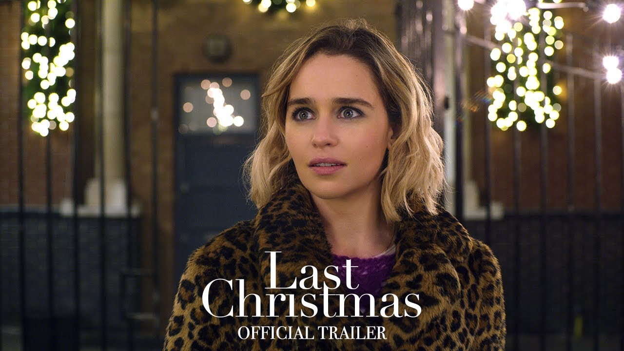 Last Christmas - Official Trailer - YouTube