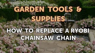 How to release chain brake on ryobi chainsaw keyboard keysfo