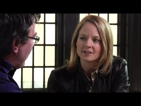 Jodie Foster on The High Bar 2011