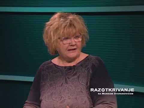 RAZOTKRIVANJE SA MARKOM STEPANOVIĆEM 17.01.2019. RADA TRAJKOVIĆ I VLADIMIR GAJIĆ