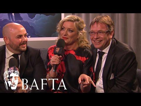 Eastenders Wins Soap & Continuing Drama | BAFTA TV Awards 2016