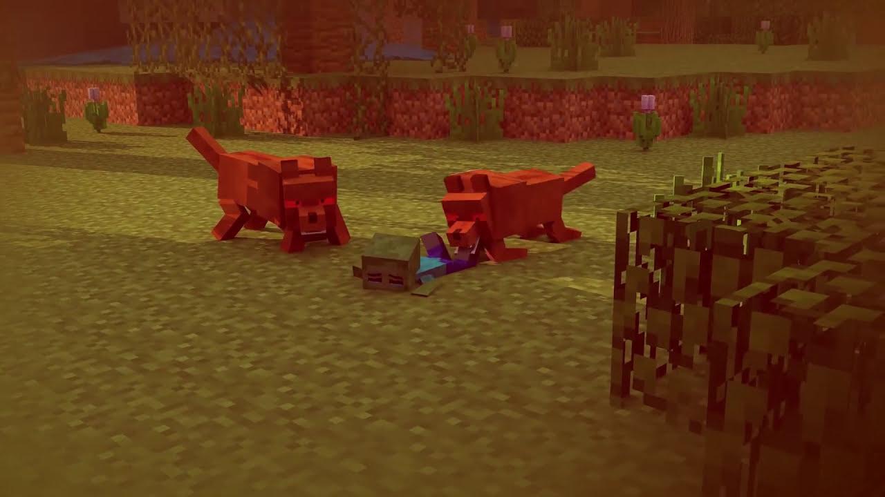 Zombie Life: Baby Zombie - Minecraft Animation