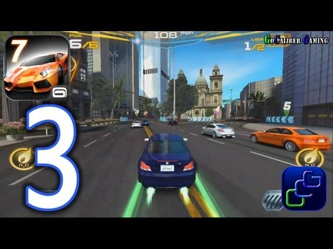 Asphalt 7: Heat Walkthrough