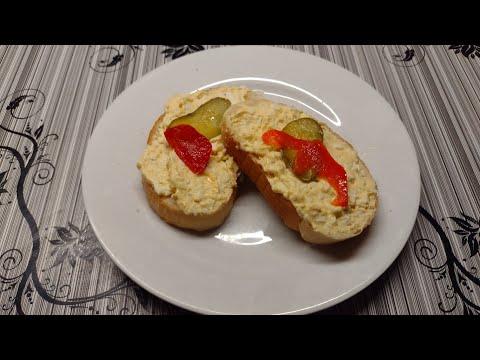 Vaječná pomazánka - recept na klasiku mezi pomazánkami. pomazánka z vajec je rychlá a  jednoduchá