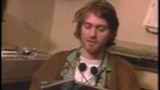 kurt cobain-in bloom interview