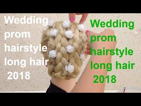 Easy Updo hair Hairstyle 2017, long medium hair, lang haar opsteken,peinado,Tips amal hermuz - 동영상