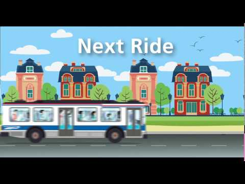 Next Ride | How To Choose your Bus Trip by Address