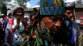 Desfile del carnaval el perdon. Sibundoy - Putumayo