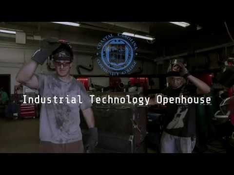 Coastal Carolina Community College Industrial Technology Open-House 1