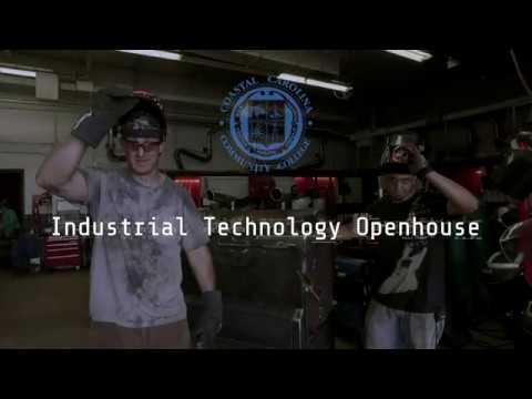 Coastal Carolina Community College Industrial Technology Open-House 1
