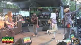 IBA MAHR at Garance Reggae Festival 2014