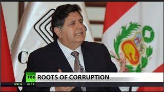 Peru's ex-President kills himself amid probe