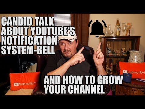 YouTube's notification bell system needs to be overhauled