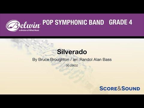 Silverado, arr Randol Alan Bass – Score & Sound