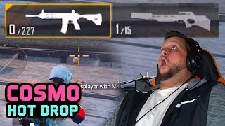 COSMODROME HOT DROP - Crossbow FACE SHOT + Giveaways are BACK!? PUBG Mobile