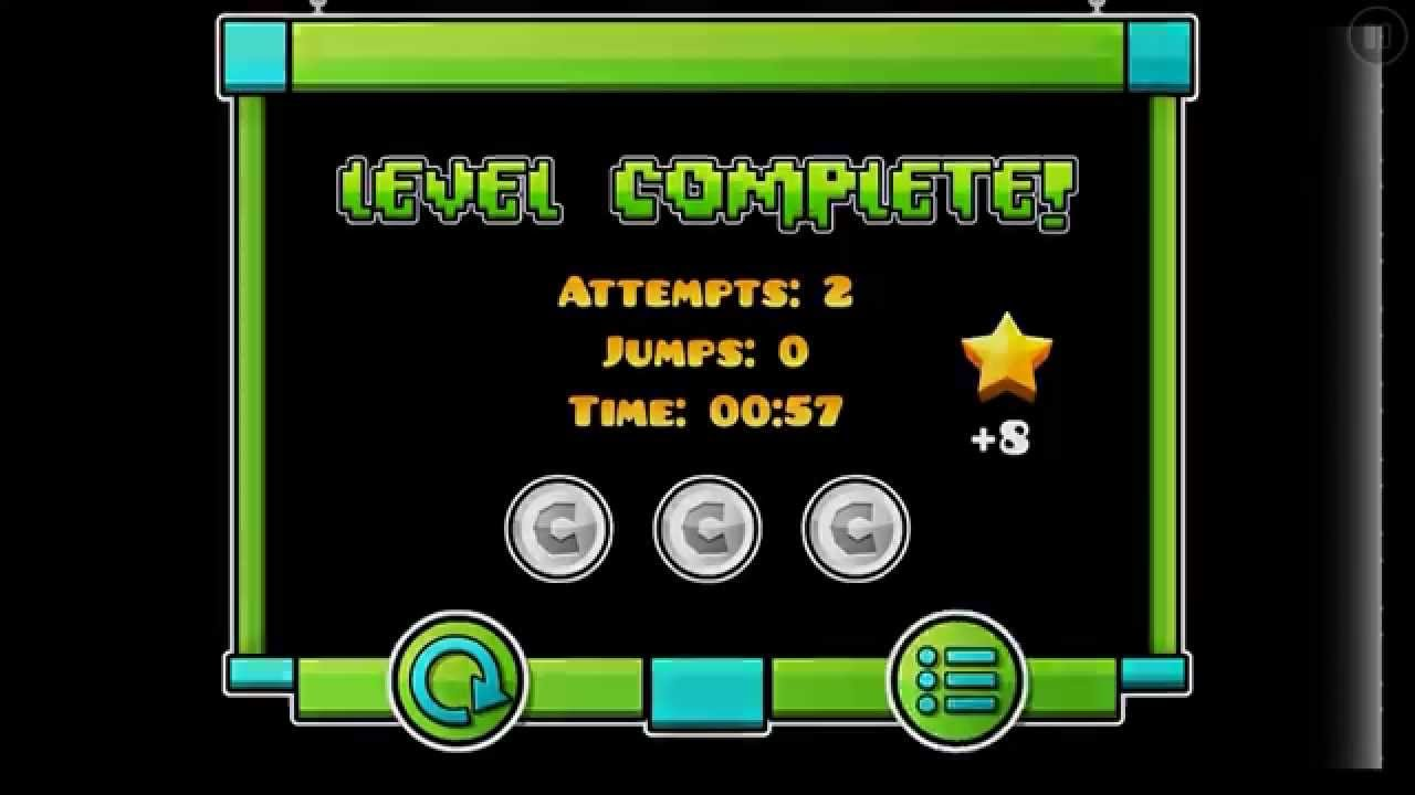 Geometry Dash – FREE Stars & User Coins! (DELETED)【Play