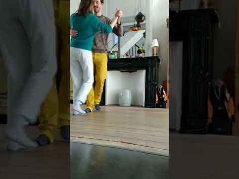 Dag 1: Per & Veerle bijten de spits af met een Jive!