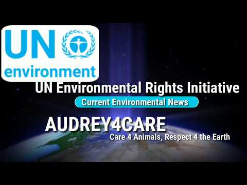 UN Environmental Rights Initiative | Current Environmental News | Best Science Learning Videos 4 Kid
