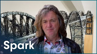 A Mistake Breaks The Meccano Bridge | James May