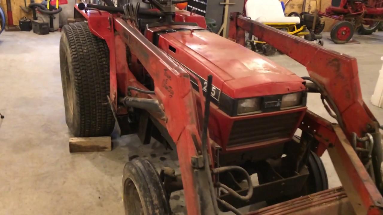 3 cyl Diesel Tractor Blown Head Gasket Repair Detailed *Part 1 of 2*