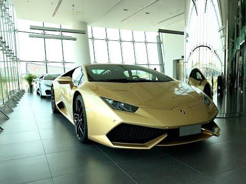 2017 Lamborghini Huracan  In-depth Review  Startup  Interior  Exterior  Dubai