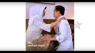 Gambar cover Terharu, Permintaan Maaf Presiden Jokowi Kepada Ibunda di Hari Ibu