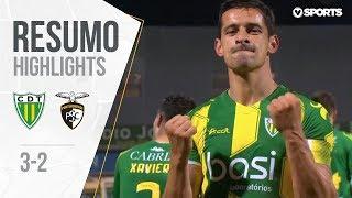Highlights   Resumo: Tondela 3-2 Portimonense (Liga 18/19 #28)
