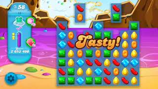 Candy Crush soda champion first full version   Game Candy Crush soda level 18-19