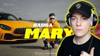 💫 Chillig: BAUSA - MARY (prod. by THE CRATEZ & BAUSA) Reaction/Reaktion