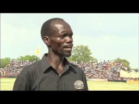 South Sudan vs Benin- 23/03/2016