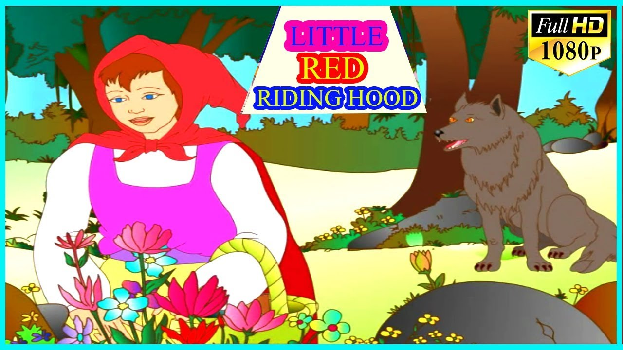 Download Little Red Riding Hood Story For Children - Full Story   Children Fairy Tales