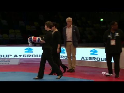 London 2017 World Taekwondo Grand Prix Day 1 - Semi finals & Finals