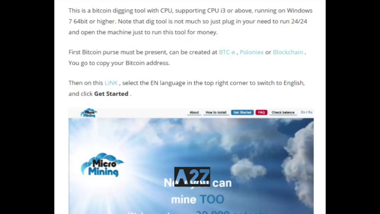 How to start mining bitcoins with azure and make profit build a is cryptocurrency mining on azure n series profitable and how to do it anyway ccuart Choice Image