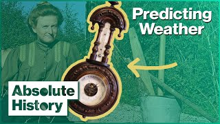 How Edwardians Predicted The Weather   Edwardian Farm EP12   Absolute History