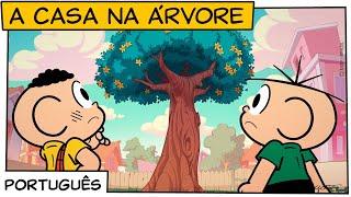 Baixar A Casa na Árvore | Turma da Mônica