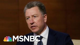 Inside Accounts To Ukraine From President Donald Trump Allies | Deadline | MSNBC
