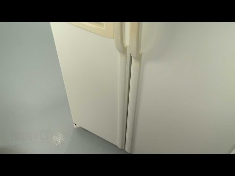 Handle Trim - GE Refrigerator Repair