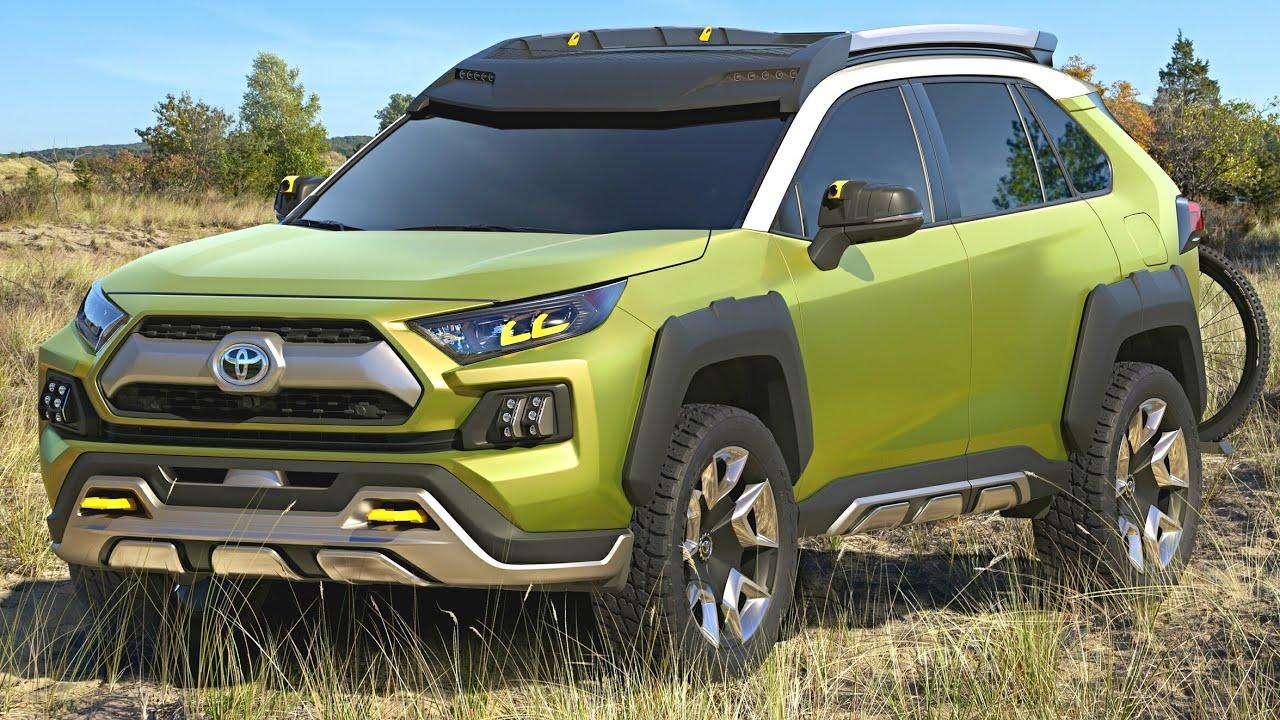 Toyota FT-AC Concept (Future Toyota Adventure Concept) – Alternative ...