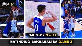 Tunay na Bakbakan sa Game 2 ng Finals! | Rhenz Abando Bounceback Game! | Bagyong Ravena!
