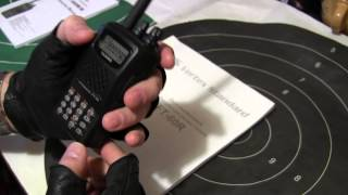 Радиостанция Yaesu FT 60R распаковка и первые впечатления(, 2014-01-23T20:48:10.000Z)